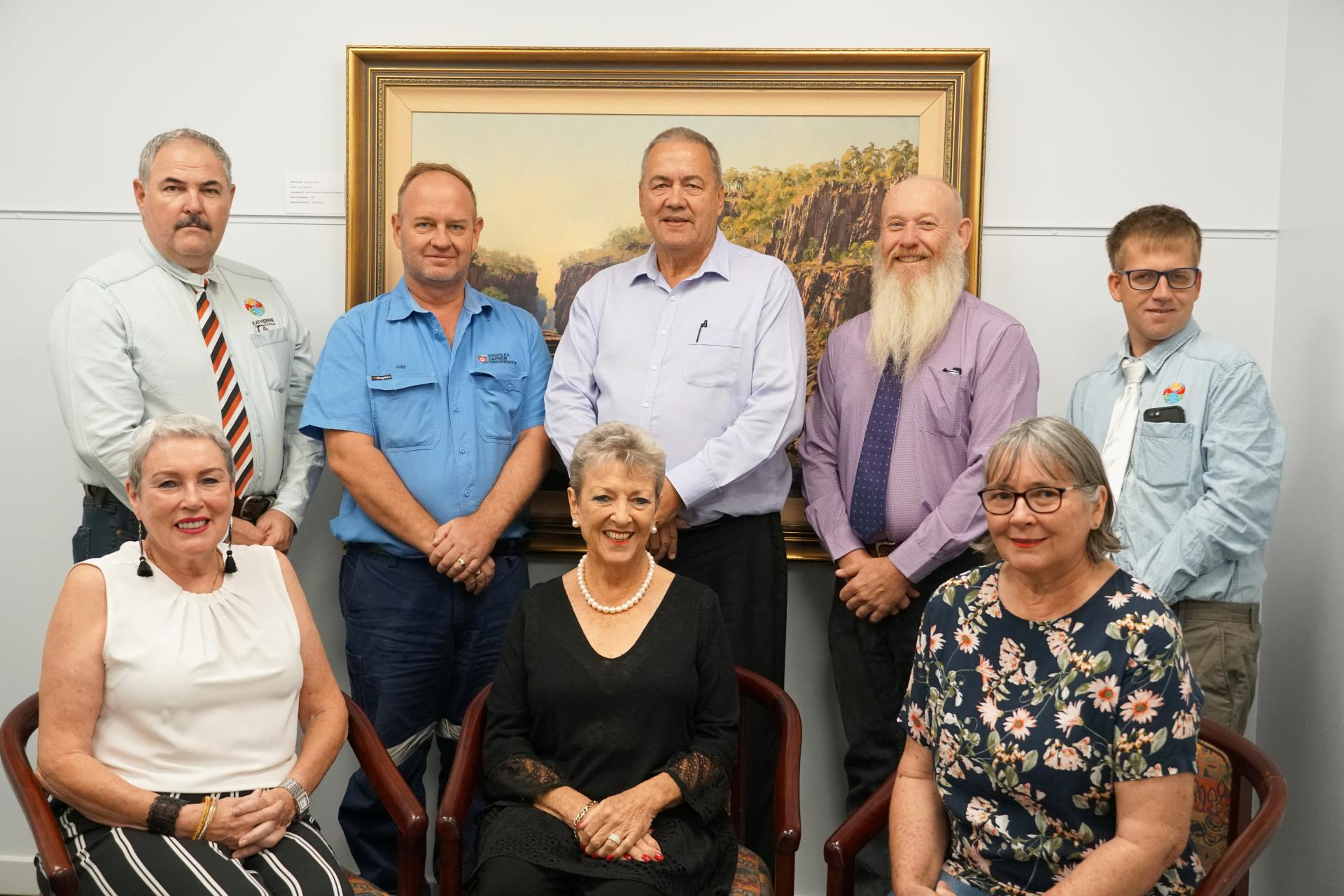 Katherine Town Council Elected Members Hear the Call for Unity