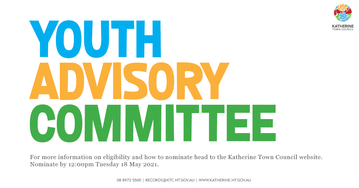 Council Seeking Nominees for Councils Youth Advisory Committee
